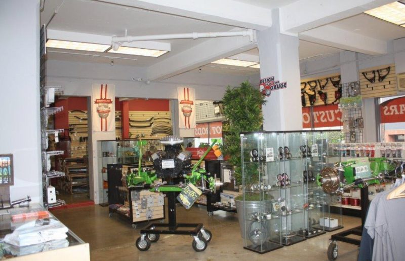 Produce Row Commons - First Floor Showroom
