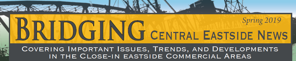 Bridging - Central Eastside Commercial Real Estate News Spring 2019