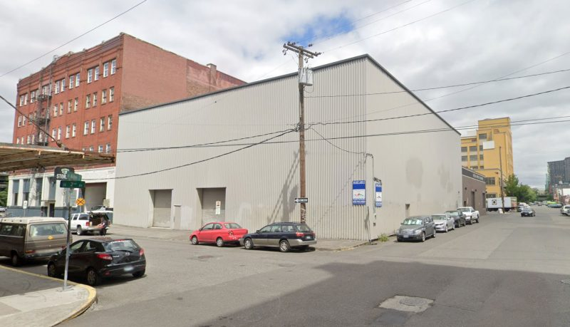 Exterior photo of 151 SE Alder St.
